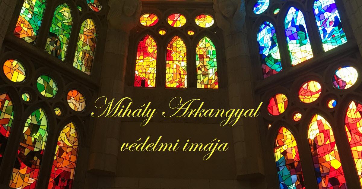 Mihály Arkangyal üzenete szerdára: Légy boldog