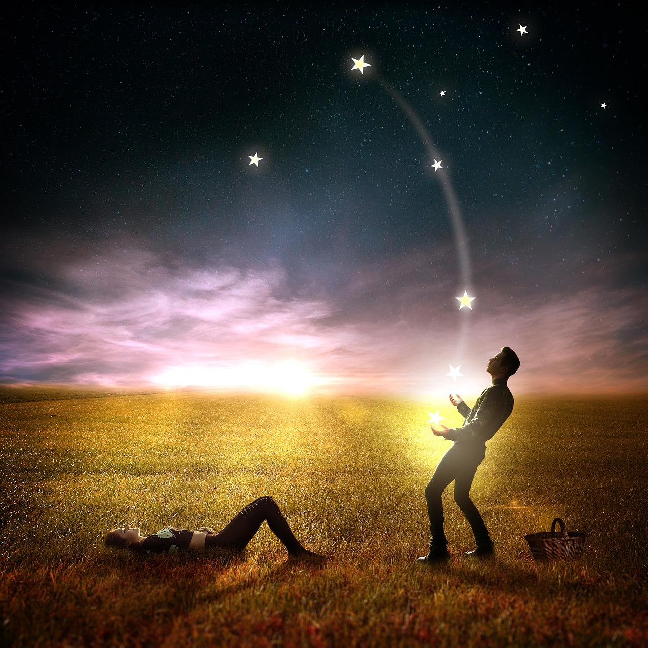 Angyali útmutatás: szombat hajnalra: A bőség Feléd áramlik, ha nyitott vagy rá!